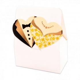 Boîtes Cadeaux de Mariage 0.63 €