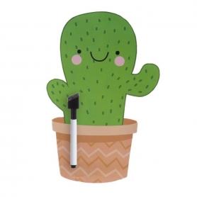 Ardoise Magnetic Cactus