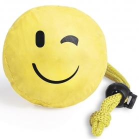 Sac Pliable Émoticône Licencias: emoji corazón, emoji gafas
