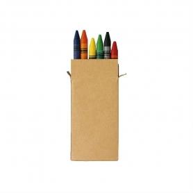 Crayons de Cire pour Baptême