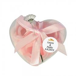 Savon Cadeau Mariage avec Broche  Broches bijoux fantaisie