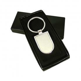 Porte-clés Personnalisé en Métal Mariage
