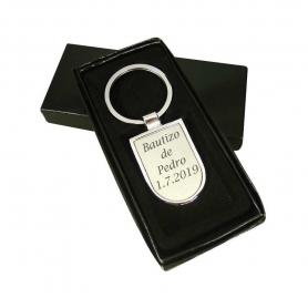 Porte-clés Personnalisé pour Baptême
