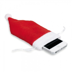Étui de Noël pour Téléphone Portable Couleur: bleu, noir, vert