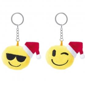 Porte-clés Émoticônes de Noël
