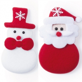Magnets de Noël