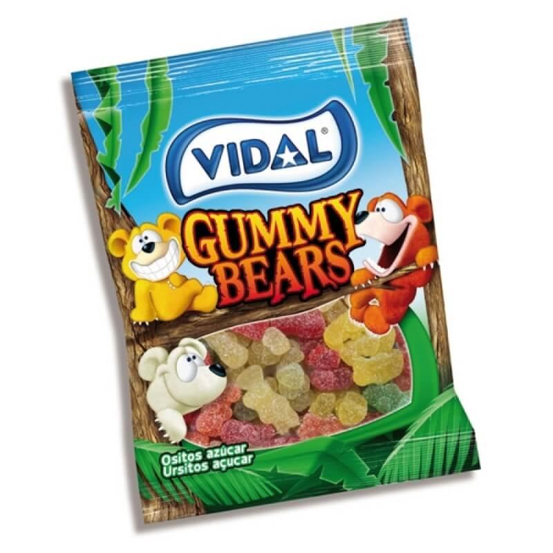 Bonbons Gummy Bear  Dragées Chocolats et Bonbons
