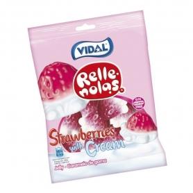 Bonbons Fraises à la Crème