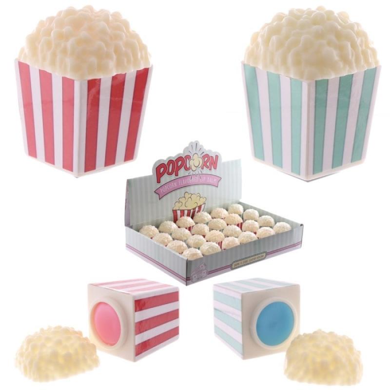 Baume à Lèvres Popcorn  Baume