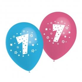 Ballon Gonflable Numéro Numeros: cero, uno, dos, tres, cuatro