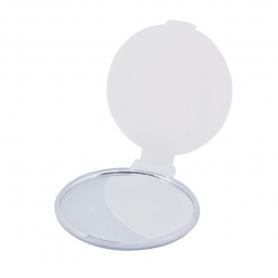 Miroir de Poche Blanc  Miroir Cadeaux 0,37€