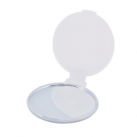Miroir de Poche Blanc  Miroir