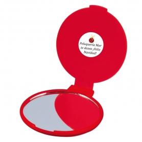 Miroir Rouge pour Entreprises  Miroir Cadeaux 0,45€