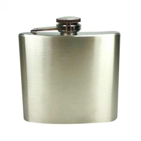 Flasque Décorée pour un Mariage  Cadeaux
