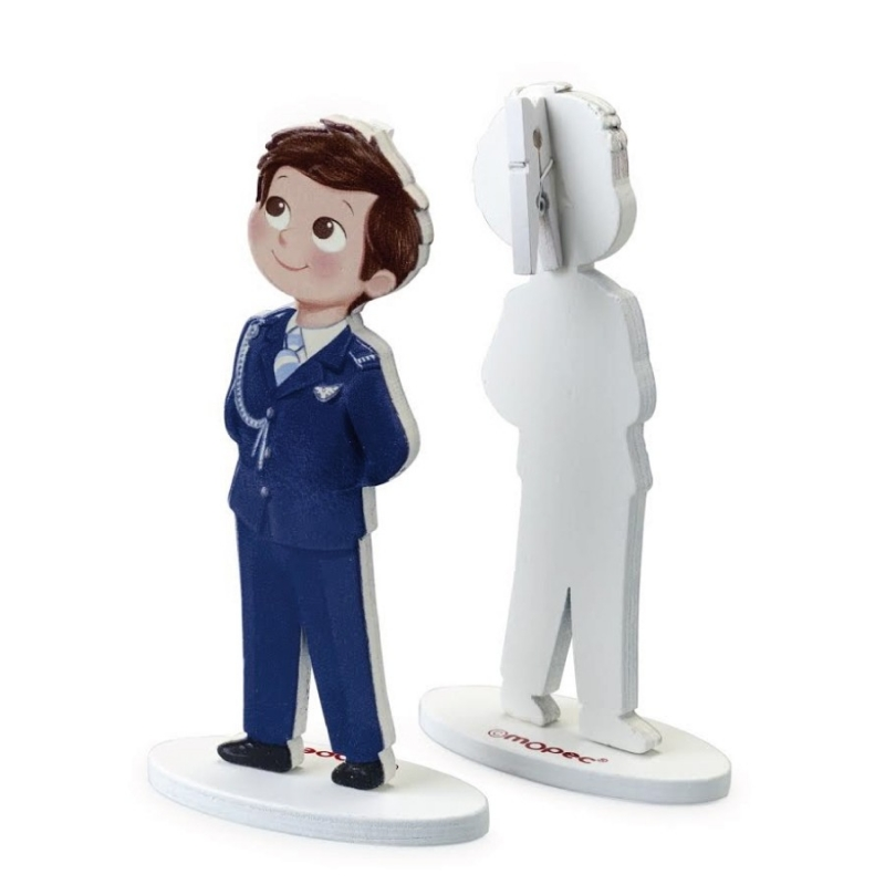 Figurine Garçon Communion