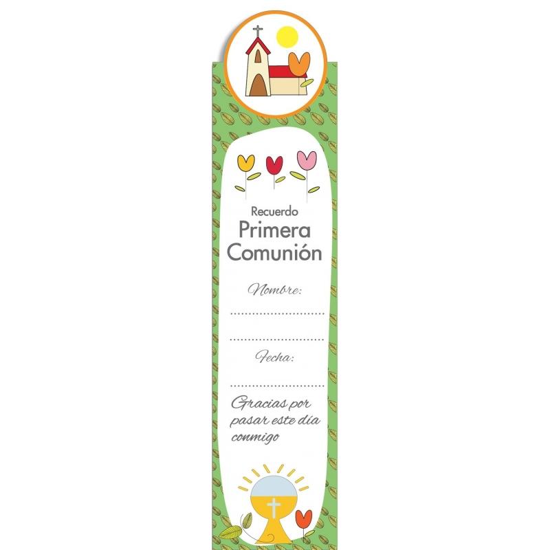 Marque-page Enfants Communion