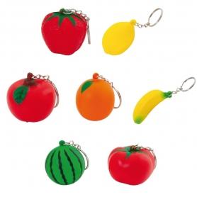 Porte-clés en Forme de Fruits