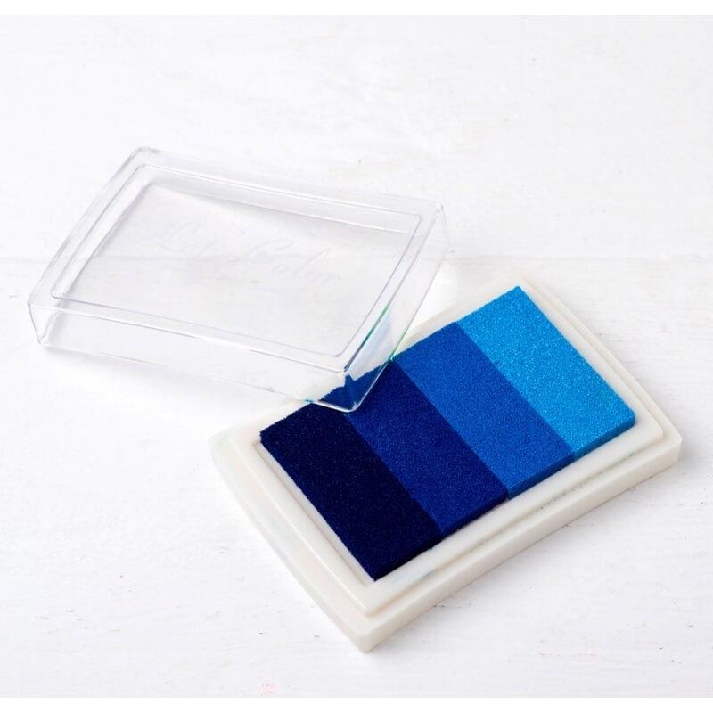 Encre bleue