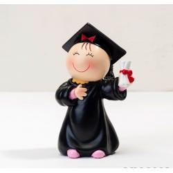 Pastel Pita Diplômé Figure