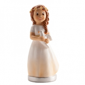 Figurine de Communion Colombe