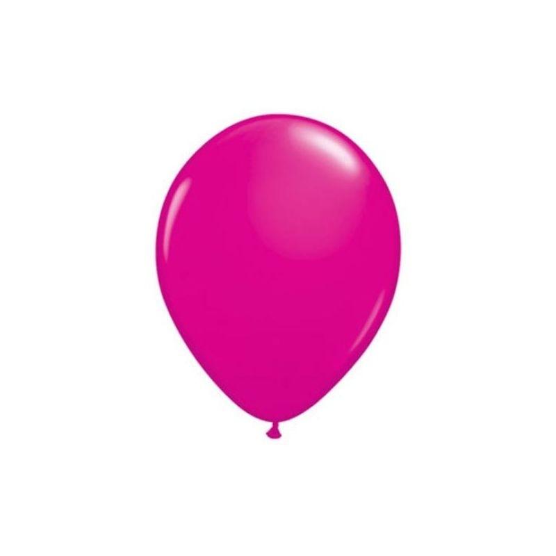 Ballon Rose fuchsia  Ballons Décoratifs pour Mariage