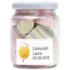 Pot de Bonbons pour une Communion