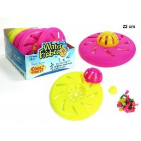 Frisbee à Eau avec Ballons