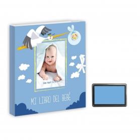 Livre pour Bébé Couleur: bleu ciel Idées Originales pour