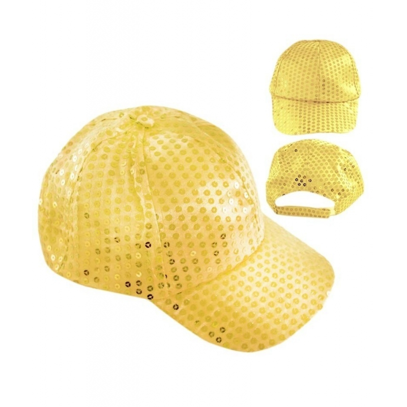 free delivery best loved fashion Casquette Dorée
