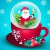 Noël, marchandisage cadeaux, articles promotionnels, produits promotionnels pour les clients grossistes