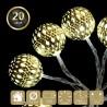 Boutique en ligne pour acheter des lumières de Noël